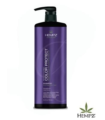 Хемпц шампоан за защита цвета на косата